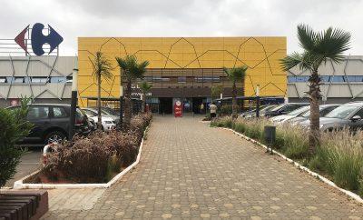 Stand Outdoor Carrefour Sidi Maarouf