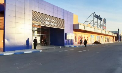 Votre stand à Carrefour Targa Marrakech